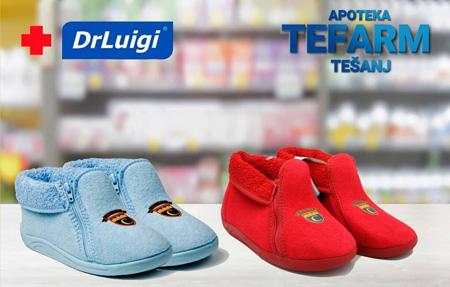 Dr. Luigi medicinska obuća