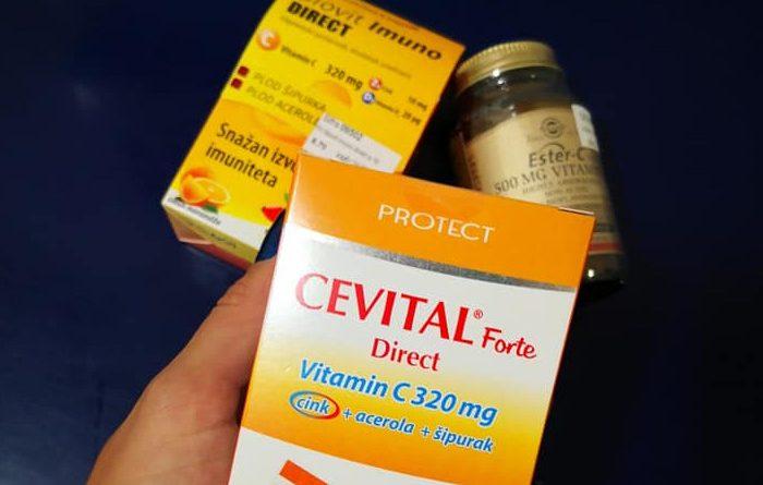 Vitamin C i njegova uloga